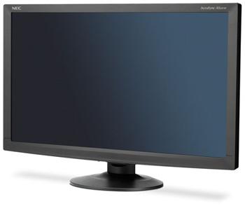 NEC AS241W, nuevo monitor Full HD de 24 pulgadas