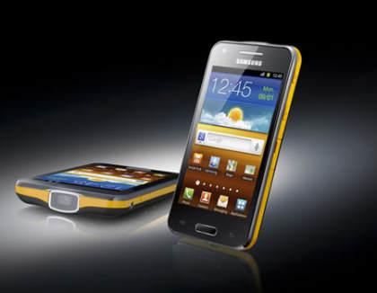 Samsung Galaxy Beam anunciado oficialmente