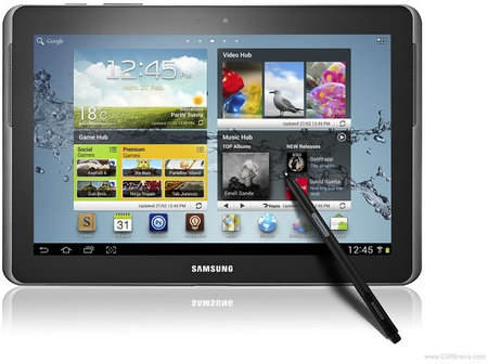 Samsung Galaxy Note 10.1 ha sido presentado oficialmente