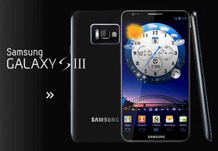 Samsung Galaxy S III podría medir 7 milímetros de grosor