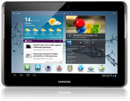 Samsung Galaxy Tab 2 de 10,1 pulgadas