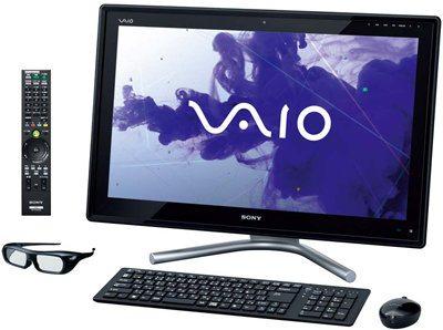 Sony VAIO VPCL249FJ - B, una fantástica todo en uno con pantalla 3D