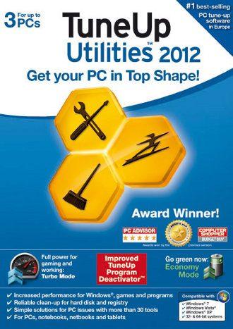 Sorteamos 3 licencias para TuneUp Utilities 2012