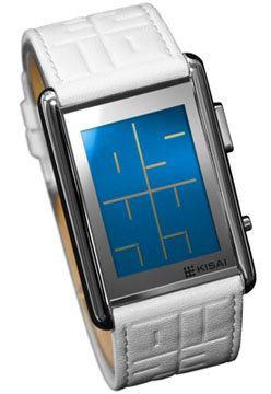 Tokyoflash LCD Stencil, un nuevo reloj con llamativo diseño
