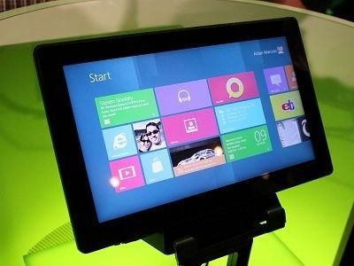 Viewsonic usará Windows 8 en su nuevo tablet