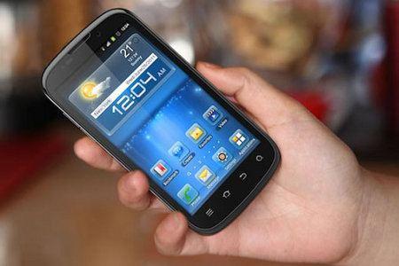 ZTE Mimosa X, nuevo smartphone Android 4.0