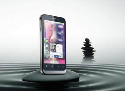 ZTE PF112, un nuevo smartphone HD con Android 4.0