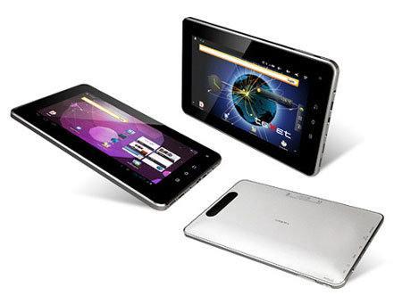 teXet TM-7025, un nuevo tablet 3D de 7 pulgadas