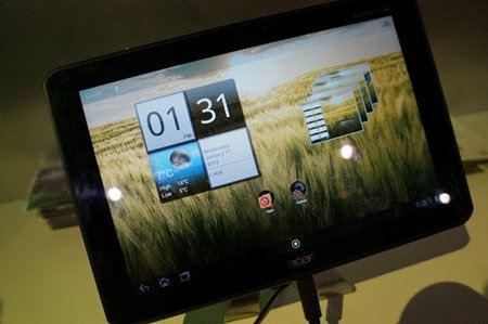 Acer Iconia Tab A510 con Tegra 3 y Android 4.0 ya puede ser pre-ordenado