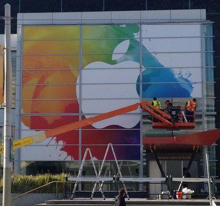 Apple prepara Yerba Buena para la presentación del iPad 3
