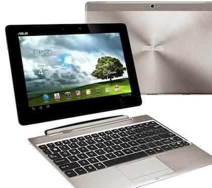 Asus Transformer Pad Infinity 700 y Infinity 300, dos tablets estupendos