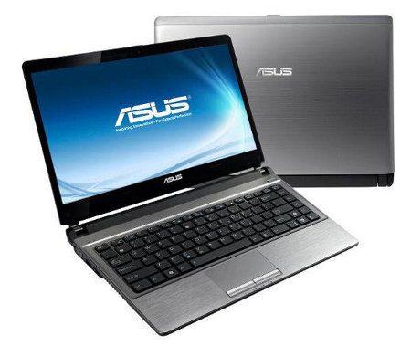 Asus U82U, nueva notebook anunciada