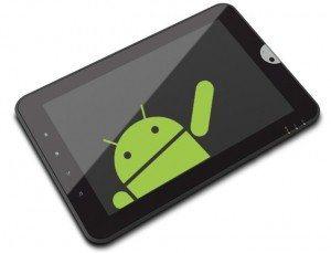 Google podría lanzar una tienda online de tablets Android