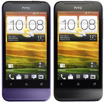 HTC One V recibe nuevos colores