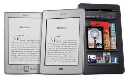 Kindle Fire de 10 pulgadas puede estar en camino