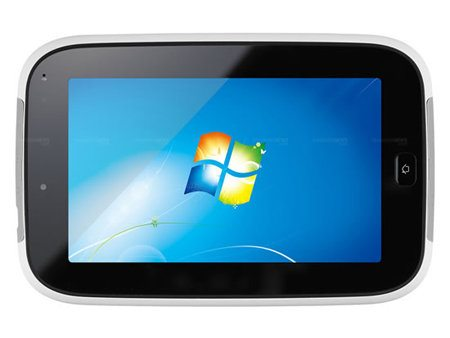 LuvPad WN701, un tablet Windows 7 de alta resistencia