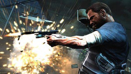 Max Payne 3 muestra sus armas