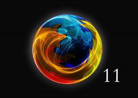 Mozilla Firefox 11 ya está aquí