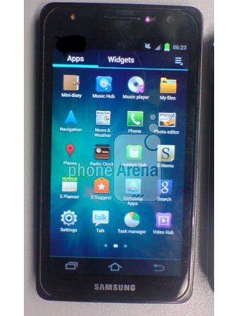 Samsung GT-I9300 filtrado en una foto