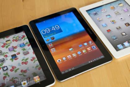 Samsung Galaxy Tab 11.6 podría ser anunciado hoy