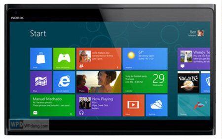Será este el tablet de 10 pulgadas de Nokia