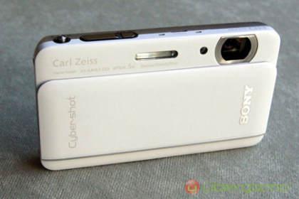 Sony Cyber-shot DSC-TX200V, nueva cámara ultra-delgada de 18 megapíxeles