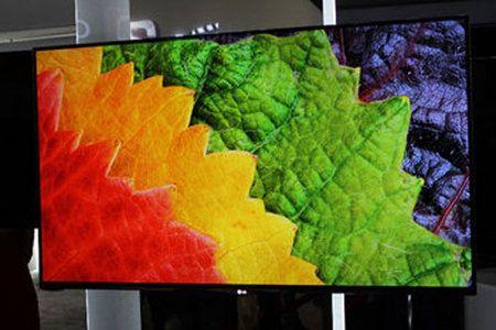 TV OLED de 55 pulgadas de LG costará casi 8000 dólares desde mayo