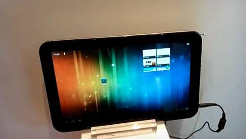Toshiba AT330, nuevo tablet de 13,3 pulgadas