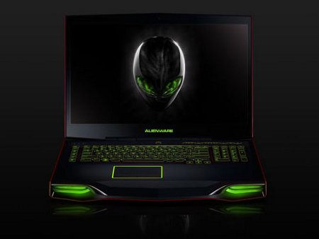 ALIENWARE M18X R2, la nueva laptop para gamers de Dell