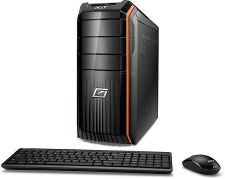 Acer nos muestra sus primeras PCs de escritorio con procesador Ivy Bridge