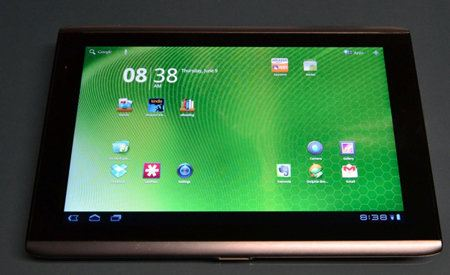 Acer y Sony actualizan sus tablets a Android 4.0