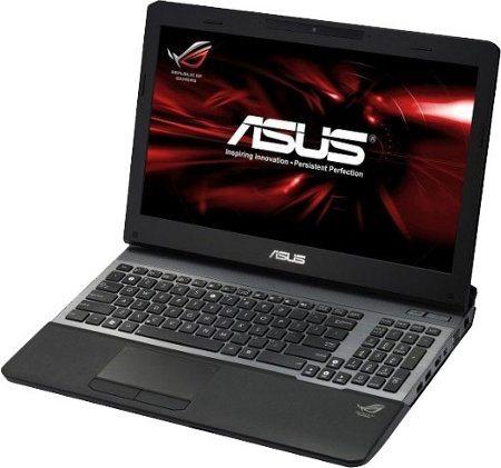 Asus G55VW, otra notebook para gamers que se filtra