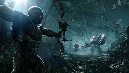Crysis 3 muestra su primer gameplay