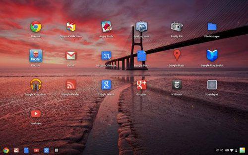 El nuevo Chrome OS es una combinación entre Windows y OS X