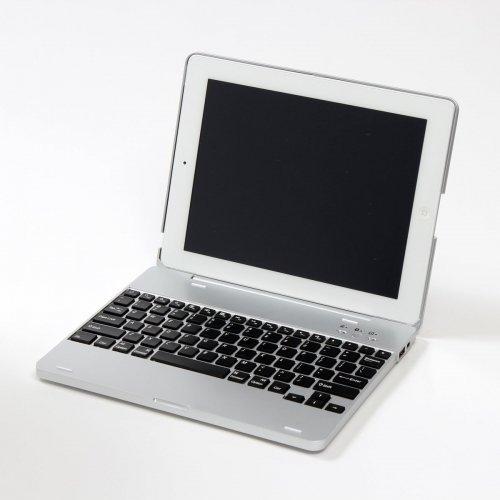 Esta funda convierte tu iPad en una Mini MacBook Pro