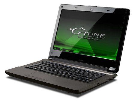 G-Tune Nextgear Note i300, nueva notebook de 11,6 pulgadas con procesador Core i7 y una GeForce GT 650M