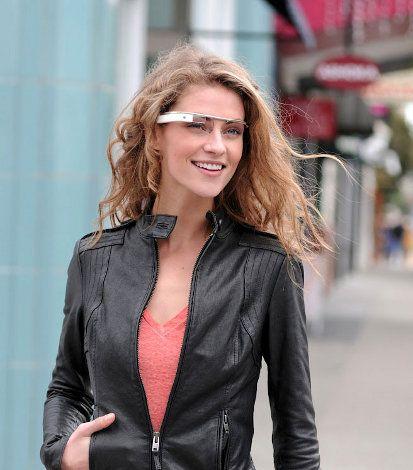 Google presenta Project Glass, sus lentes de realidad aumentada