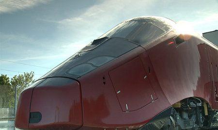 Italo, el nuevo tren de Ferrari que viaja a 560 kilómetros por hora