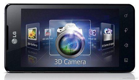LG Optimus 3D Max llegará a Europa