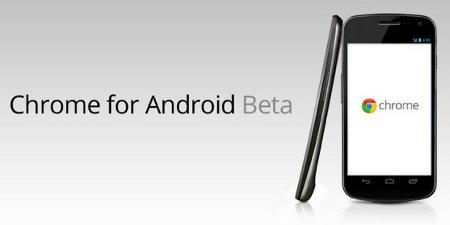 La beta 2 de Chrome para Android será lanzada en pocas semanas