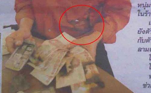 Móvil chino explota en el bolsillo de su dueño