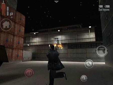 Max Payne llega a dispositivos iOS