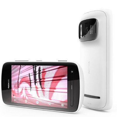 Nokia 808 PureView en acción