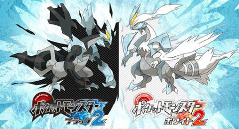 Pokemon Black 2 y White 2, primer trailer