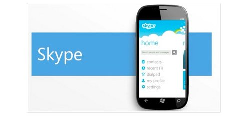 Skype ha llegado a Windows Phone
