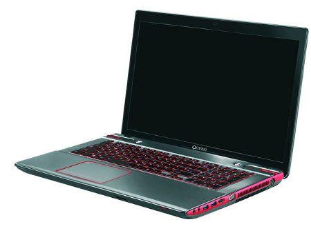 Toshiba Qosmio X875, nueva laptop para gamers también disponible con 3D