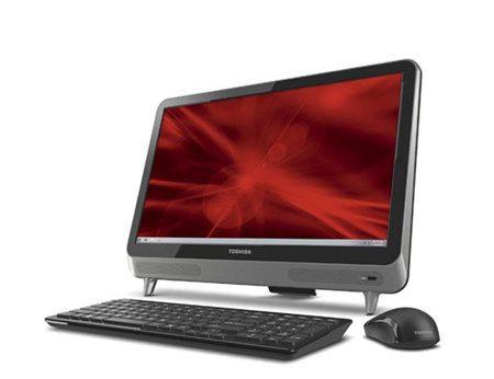 Toshiba estrena nuevas todo en uno con procesadores Ivy Bridge