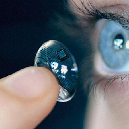 iOptik, nuevos lentes de contacto que te darán un capacidad de visión superhumana