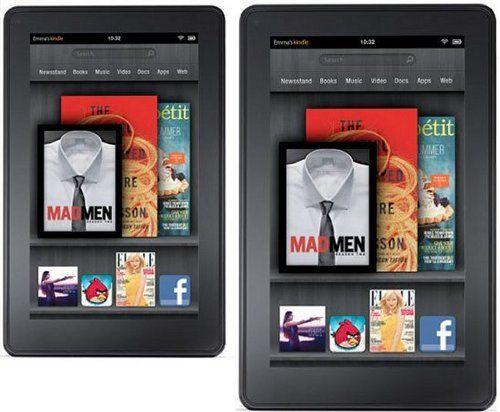 Amazon podría lanzar un Kindle Fire de 10,1 pulgadas