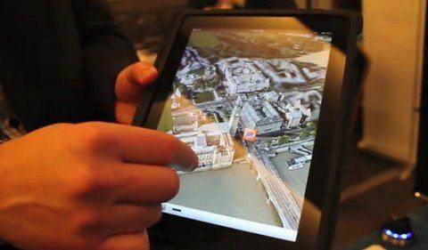 Apple dejará de usar Google Maps y añadirá 3D en iOS 6